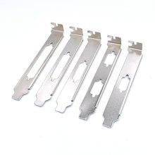 DB9/DB15/DB25/DB37 LPT Port Long Profile PCI Bracket Plate for Desktop PC