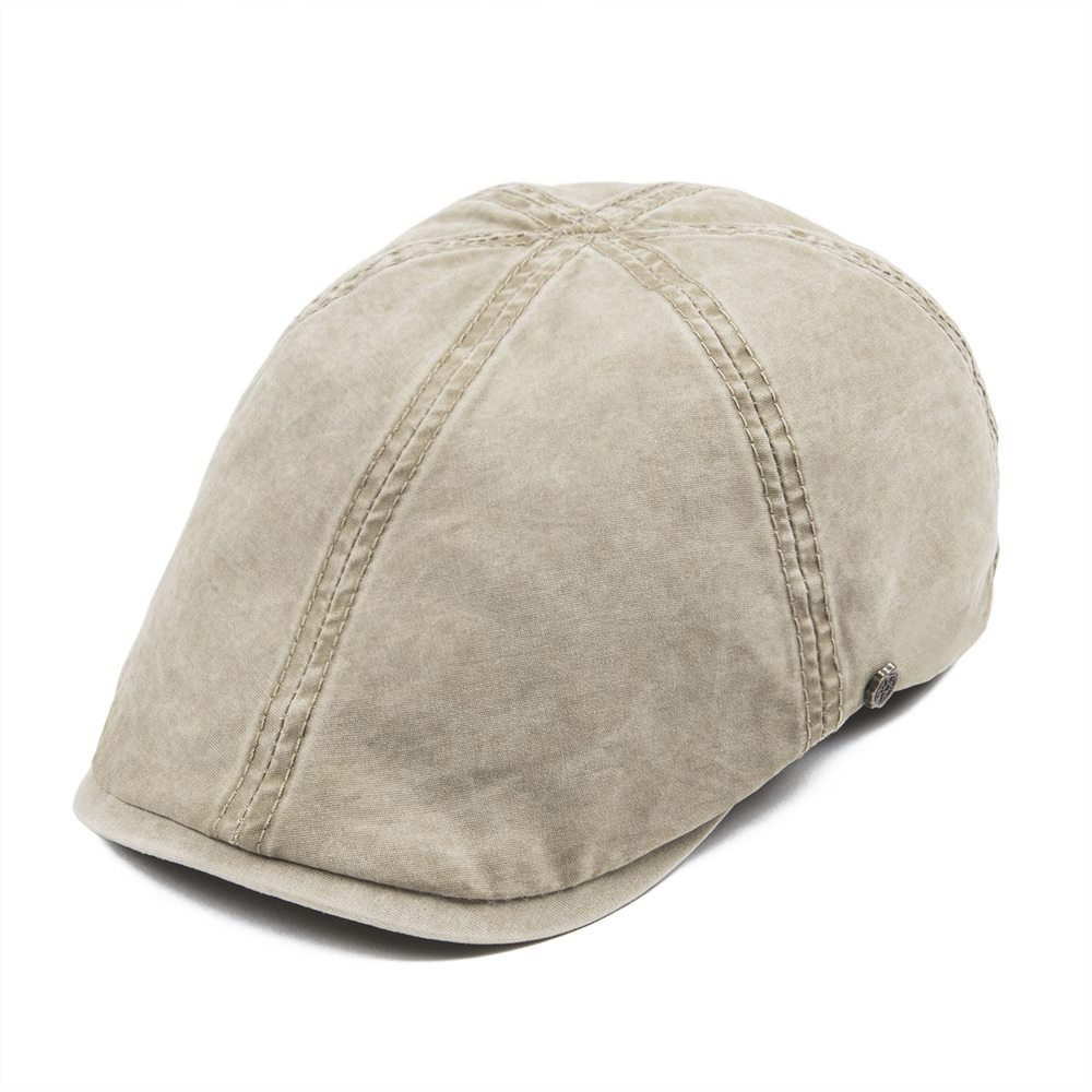 VOBOOM Green Washed Cotton Newsboy Cap Men Season Ivy Flat Caps 6 Panel Cabbie Driver Hat Baker Boy Gatsby Hats Women Boina 157