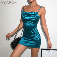 Russia Free shipping High-end Summer Sexy Street Trendy Womens Dresses with One-neck One-step  Backless