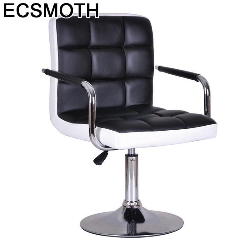 Taburete Industriel Comptoir Stuhl Hokery Sgabello Sedie Table Stoel Leather Cadeira Silla Tabouret De Moderne Bar Chair
