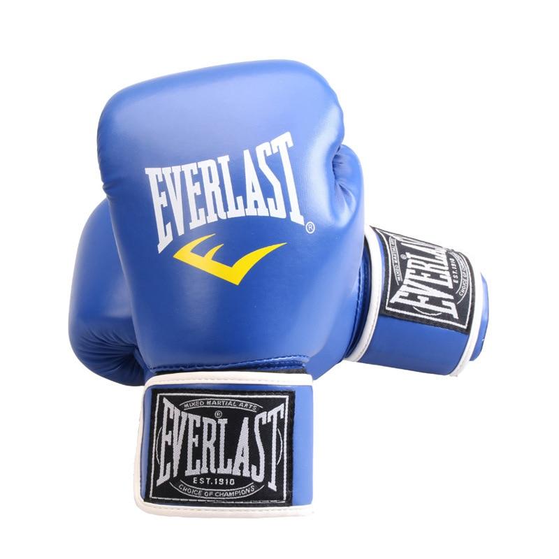 MMA Boxing Gloves for Kids Adults Muay Thai Boxe Sanda Equipment Free Fight Martial Arts Kick Boxing Training Glove 6 8 10 12 OZ    - AliExpress
