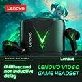 Lenovo LP6 TWS Kopfhörer Drahtlose Bluetooth V 5,0 Sport Kopfhörer Gaming Headse: Keine-Verzögerung, in-Ohr Sport, Universal Apple Android