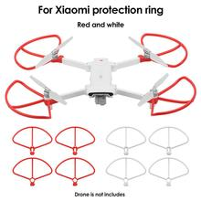 цена на Propeller Protection Ring For FIMI Drone Xiaomi X8 SE Xiaomi X8 SE Anti-Collision Ring UAV Shield Paddle Wing Accessories