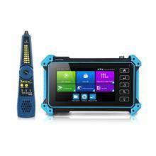 Заводская цена, цифровой тестер видеонаблюдения, 5100 дюйма, 5200C Plus, полный 8 Мп, IP, CVI, TVI, AHD, SDI, аналоговый, 6 в 1, VGA и 4K, входной кабель HDMI, трассиро...
