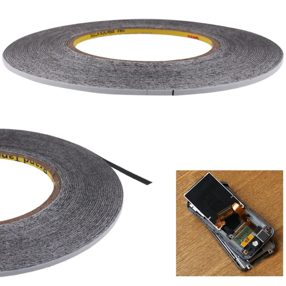 3MM Double Sided Tape Adhesive Glue Sticker For Smart Phone Screen Repair 50M Special Adhesive For Maintenance Of Mobile Phone
