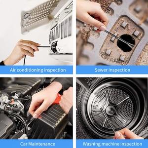 Image 5 - Cámara endoscópica Dual inalámbrica, WiFi, 8mm, 1080P, HD, boroscopio, inspección, para iPhone, Android, cámara serpiente de 2MP para inspeccionar