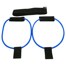 Resistance Bands Bouncing Trainer Squat Strength Hip Legs Exercise Fitness Equipment Workout Pull Rope Training Home Gyms Bands