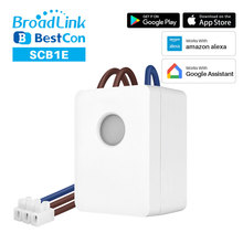BroadLink BestCon SCB1E Smart WiFi Switch Module 16A With En