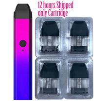 Oryginalny wkład Pod Caliburn 2ml 1 4ohm Vape Pod do zestawu Caliburn KOKO elektroniczny papieros Vape Pod wkładem tanie tanio vaping mods Nie-wymienne
