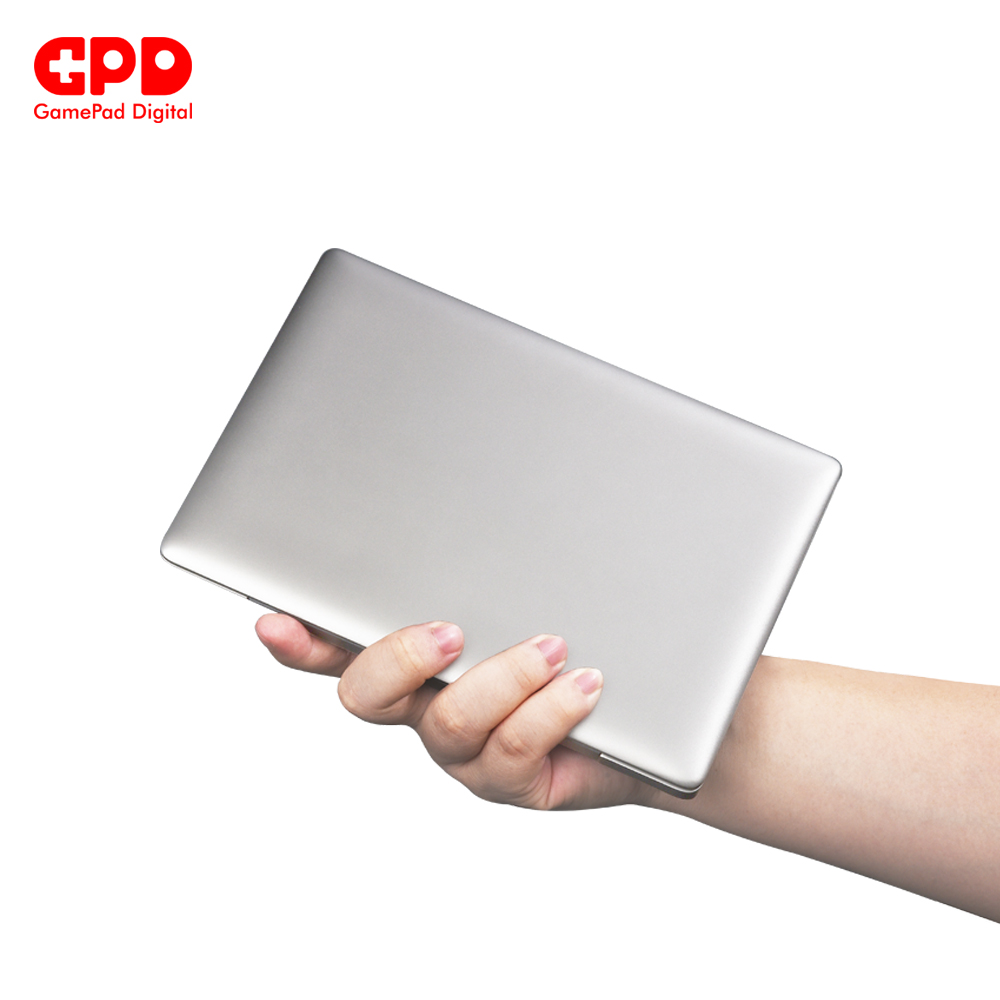 GPD P2 Max Pocket 2 Max 8.9 Inch Touch Screen Inter Celeron 3965y 8GB 256GB Mini PC Pocket Laptop Notebook Windows 10 System