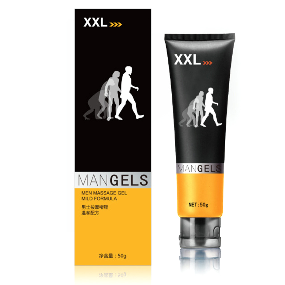 Longer Bigger Improve Erections XXL Sex Products Intensify Climax Enlargement Cream Penis image
