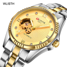 Automatic mechanical watch men watches fashion top brand lux