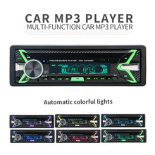 car radio 1din bluetooth autoradio stereo FM audio 12V/24V mp3 SD MMC WMA TF usb aux oto teypleri player