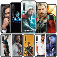 Chris Hemsworth Avengers Thor Case For Xiaomi Mi Note 10 Yot