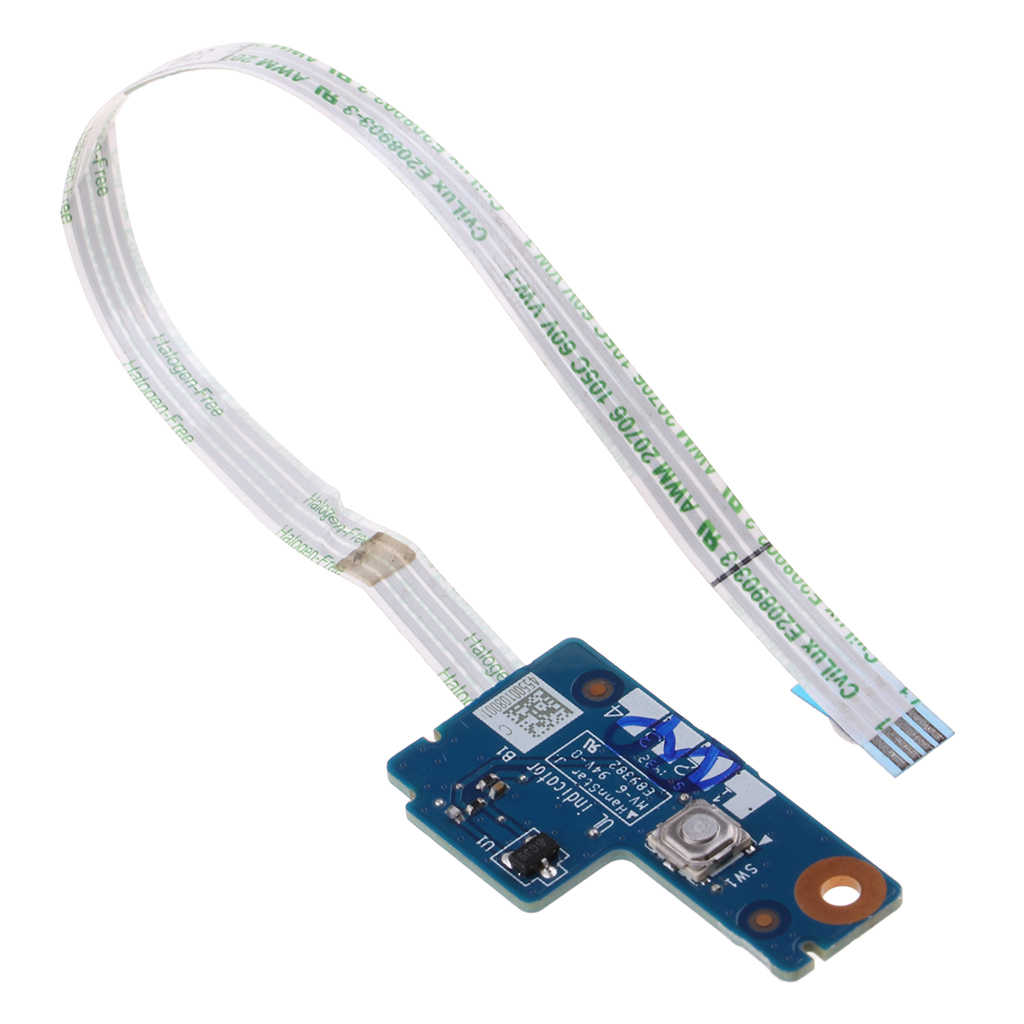 Occus Cable Length: Power Button Board Cables Power Button Board w//Cable for Lenovo Thinkpad E440 E431 Series,P//N NS-A041 04X1074