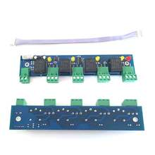Alarm-Board All-Our-Controller One-Input with Four-Output Extend I/O-Panel Compatible