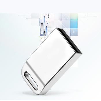 Super Mini Metal Usb Flash Drive 32GB Pen Waterproof Pendrive 64GB 128GB 256GB 16GB 8GB Memory Card 4GB Stick