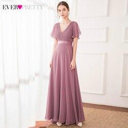 Женские длинные вечерние платья из шифона, платье с подкладом и шлейфом, платья разных цветов с расклешенным рукавом для особых случаев, ...