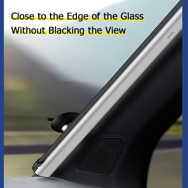 Automatic Retractable Car Front Window Windshield Sun Shade