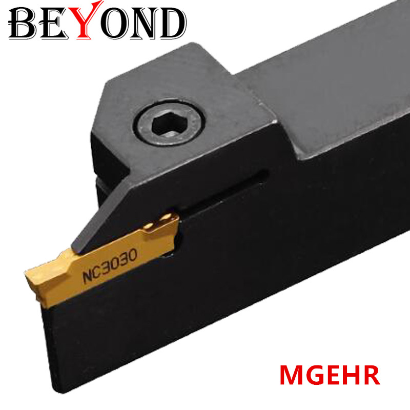 MGEHR2020-2 Tool Holder Grooving Cut-Off Cutter 20*20 1pcs for MGMN200 inserts