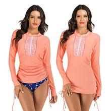 Tengweng 2019 Women Print Bikini Rash Guard 2 piece Swimsuit Swimwear Plus size Tankini Skirt Surf Female Bathing suit Dress XXL
