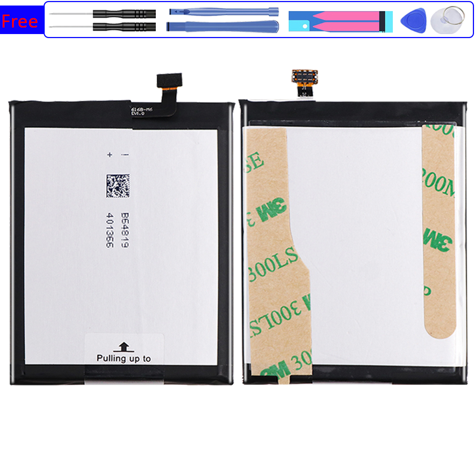 Аккумулятор 5500 мАч Для Doogee s55 / s55 Lite s55Lite Bateria