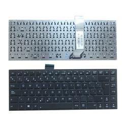 Испанская клавиатура для ноутбука Asus X402C, S400CB, S400C, X402, F402C, S400, S400CA, x402CA, 0KNB0-410ARU00, черная SP