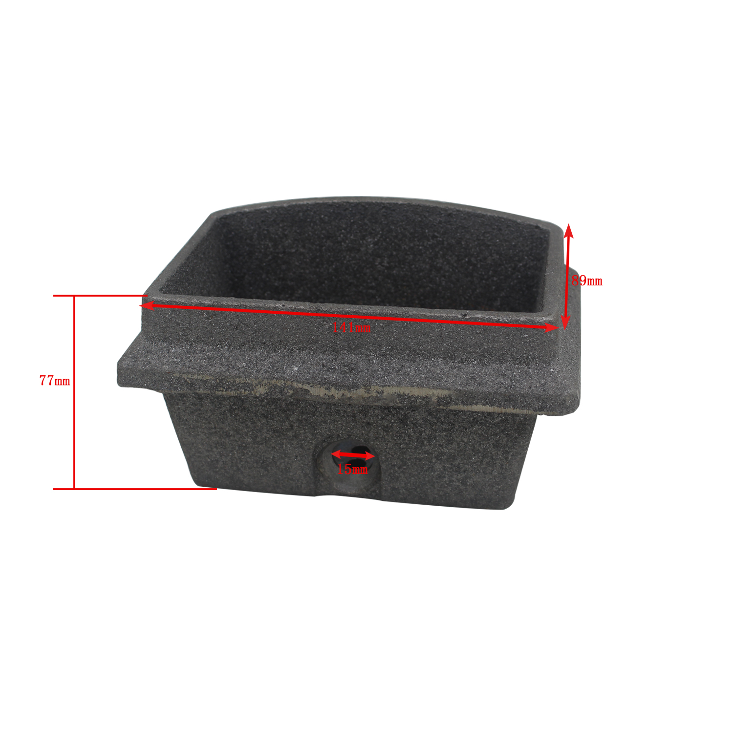 Pellet Stove Burn Pot Replacement Burning Insert Burner For Pellet Stove Biomass Furnace Pellet Cast Iron Brazier Fireplace