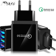 QC 3.0 USB phone Charger for Huawei p30 p20 p10 p 30 20 10 pro lite travel charger Xiaomi 9t 8 Redmi k20 note7