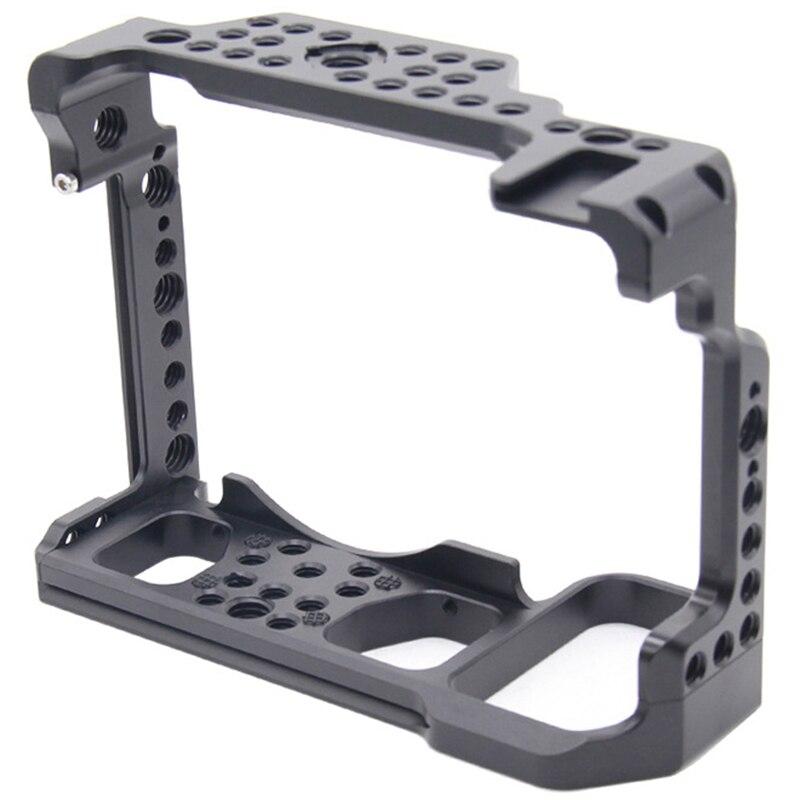 Cage de caméra pour appareil photo Nikon Z6 Z7 avec trous de localisation Arri