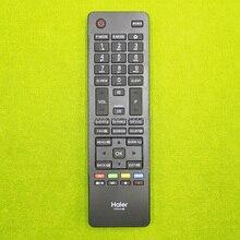 オリジナルリモートコントロールhaierためHTR A18E LE42K5000A LE55K5000A LE39M600SF LE46M600SF LE50M600SF LE39M600CF LE46M600C液晶テレビ