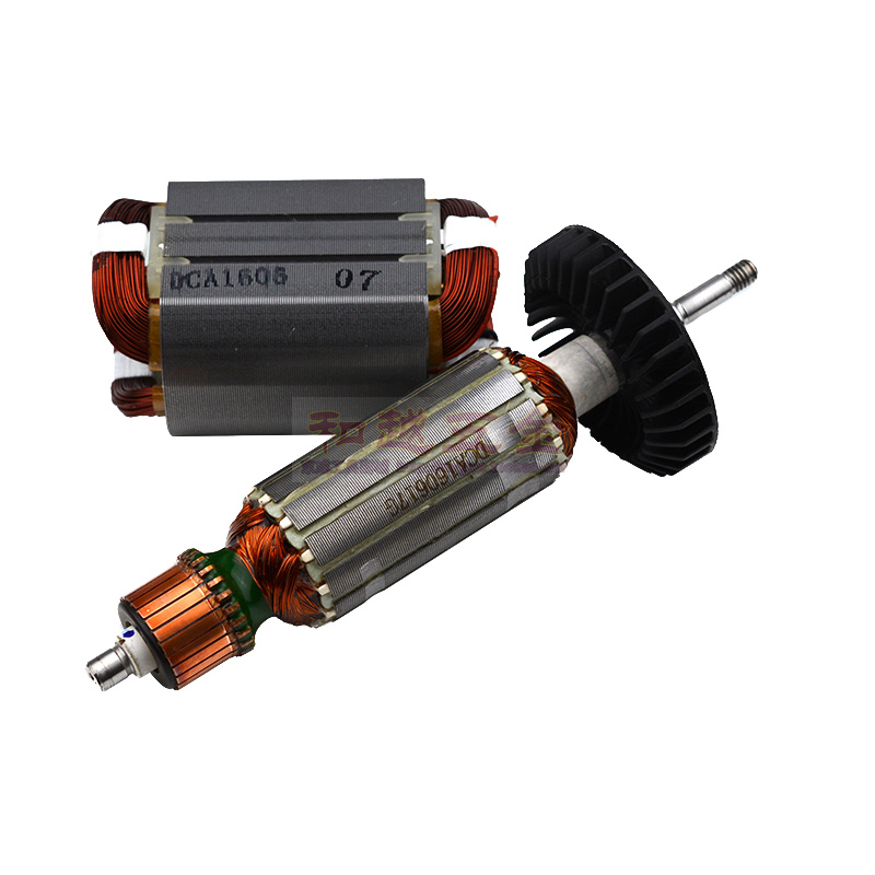 AC220V-240V Angle Grinder  Armature Rotor Stator Replace For Makita 9556 9557 9558 9556NB 9556HN 9557NB 9557HN 9558NB 9558HN