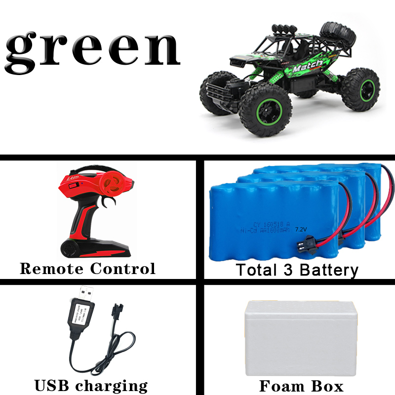 37cm green 3 battery