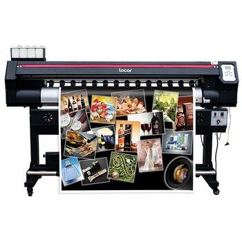Large Format Poster Printing Machine Affordable Price Banner Printer XP600 Digital Printer 160cm Dx7 Printer Eco Solvent Printer