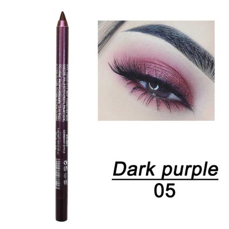 1 Pc langlebig Eyeliner Bleistift Wasserdicht 14 Farben Eyeliner Lidschatten Stift Kosmetik Make-Up Tools Dropshipping TSLM2