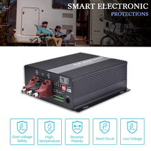 12V/30A DC To DC Charger With Bluetooth Automatic Smart B2B Battery Chargers For RVs, Campers, Ships