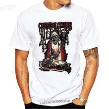 Men t shirt Fashion Cannibal Corpse Tomb Of the Mutilated Cool t-shirt women
