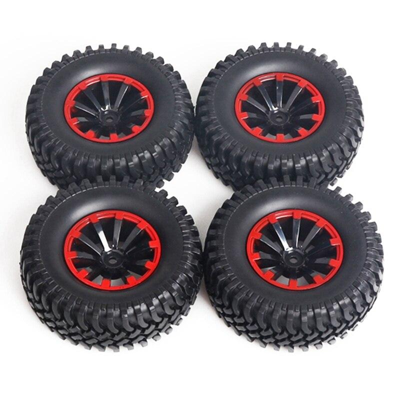 "1PC//4PCS 1.9/"" Alloy Beadlock Wheel Rims for 1//10 RC Crawler SCX10 90046 D90 #57"