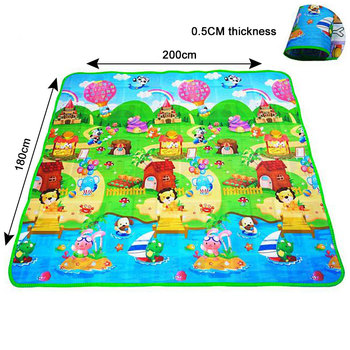 Play mat baby carpet children mat rug for kids playmat crawling mat children  carpet developing mat baby foam play mat game pad