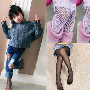 2020 Baby Stuff Toddler Kids Baby Girl Mesh kabaretki netto rajstopy rajstopy pończochy dla 110-150cm Baby tanie i dobre opinie pudcoco CN (pochodzenie) COTTON Pasuje prawda na wymiar weź swój normalny rozmiar Stockings Dziewczyny Stałe