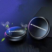 Para bmw f30 e60 e53 e30 e92 e87 e36 e34 e34 f10 e90 ufo forma perfume decoração do carro ambientador de ar instrumento assento aromaterapia sabor