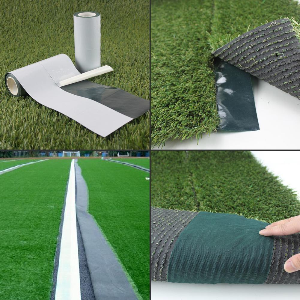 5mx15cm DIY Artificial Grass Jointing Self Adhesive Tape Synthetic Grass Turf Lawn Carpet Seaming Tape Lawn Mat Garden Tools New