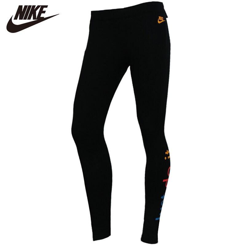 Originele Nike Elevate Womens Black Long Pants Sweatpants Sports
