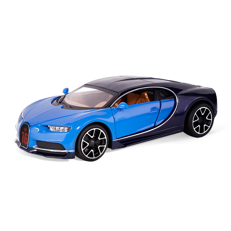 1:32 Toy Car Bugatti Chiron Metal Toy Alloy Car Diecasts & Toy Vehicles Car Model Miniature Scale Model Car Toys For Children