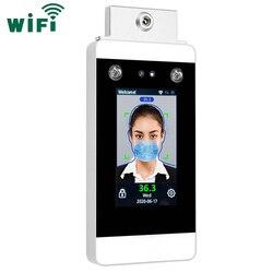 WIFI tcp/ip mesure de la température reconnaissance faciale temps de présence et système de contrôle d'accès