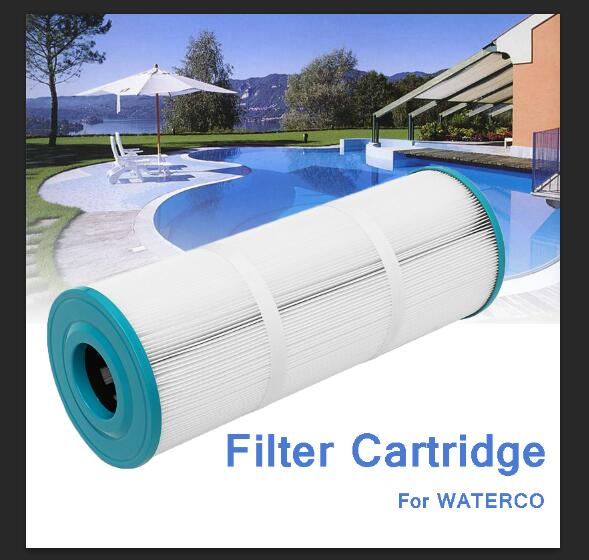 US $49.35 50% OFF|High Quality183*78*496mm Swimming Pool Filter Cartridge  Element Replacement For Waterco CC75 Trimline Polyester Filament Fiber-in  ...