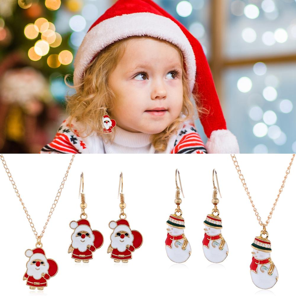 2020 Christmas Hair Clip Pendant Christmas Gift Ornaments Merry Christmas Decor For Home Happy New Year Gifts 2019 Navidad Noel