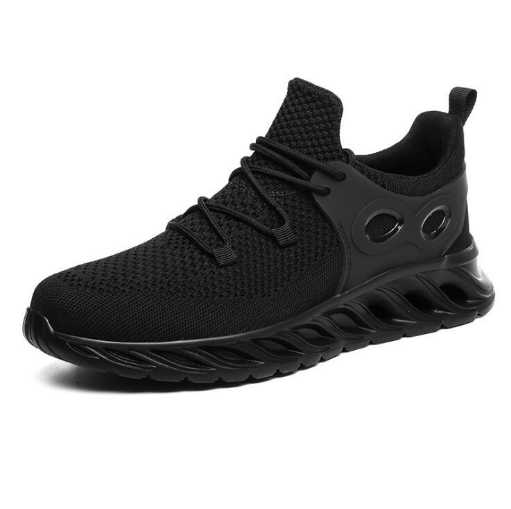 Новые туфли в повседневном стиле; Легкая дышащая модная обувь для мужчин обувь size39-46
