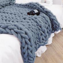 Bedding Outlet Blanket Chenille Fleece Throw Blankets Soft Travel Blanket Solid Color Bedspread Plush Cover For Bed Sofa Gifts soft spring autumn 4 color portable blanket fleece bedding throws on sofa bed car chair in living room plaids bedspread