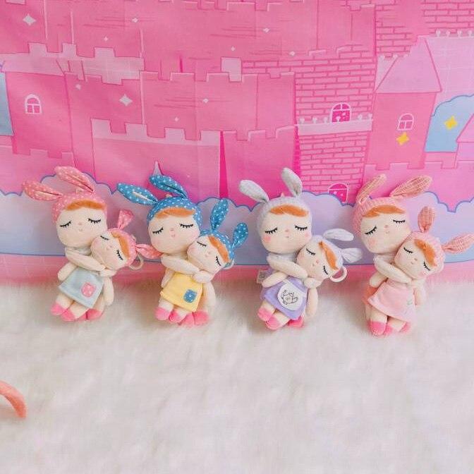 Metoo Plüsch Spielzeug Geschenk für Baby Keychain Puppe Spielzeug